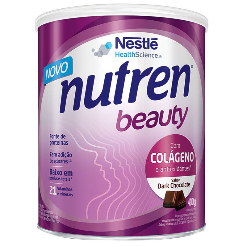 NUTREN BEAUTY PÓ 400 G